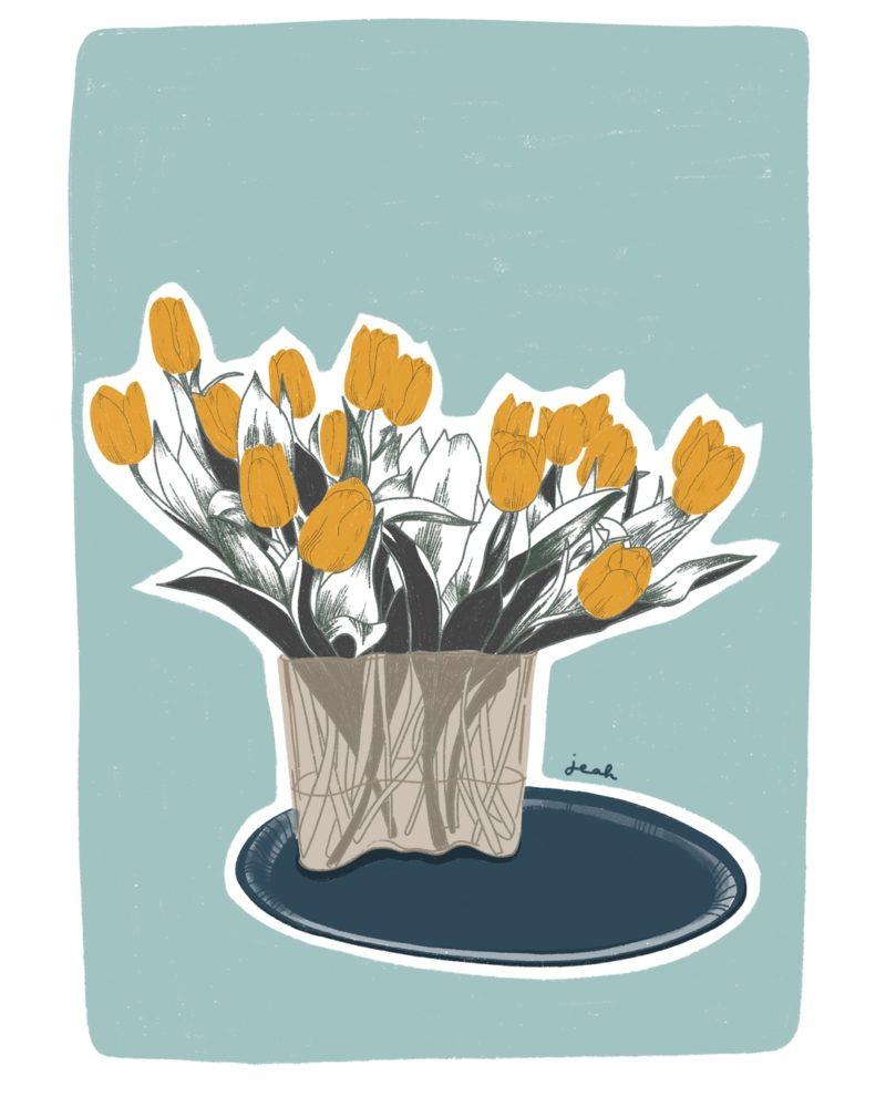 Aalto Tulips