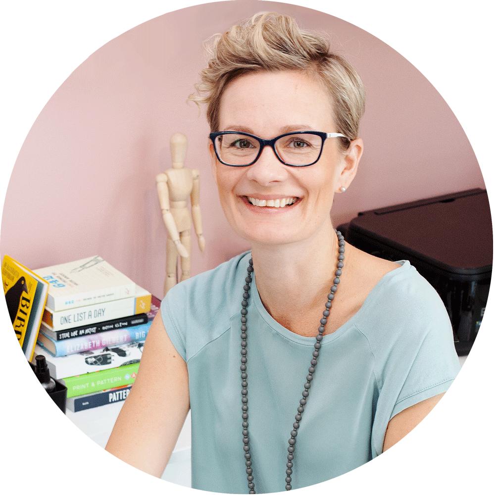 Illustrator Jenni Ahlberg