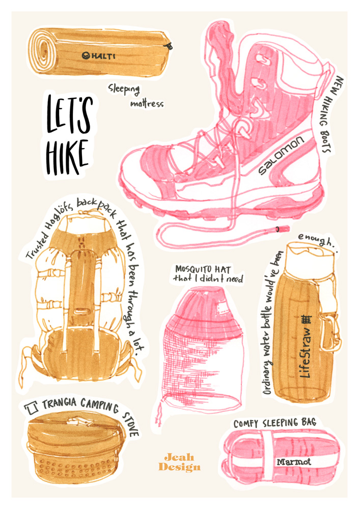 Let's Hike!