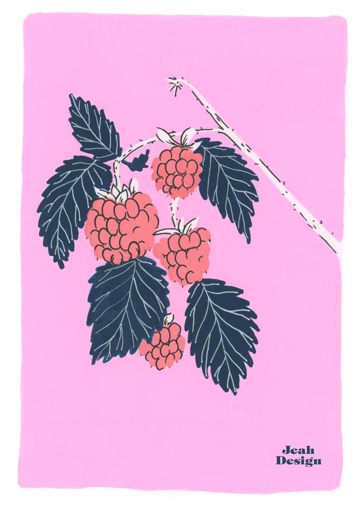 Ra Ra Raspberries